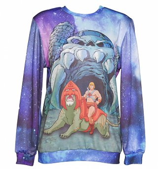 All Over Print He-Man Jumper