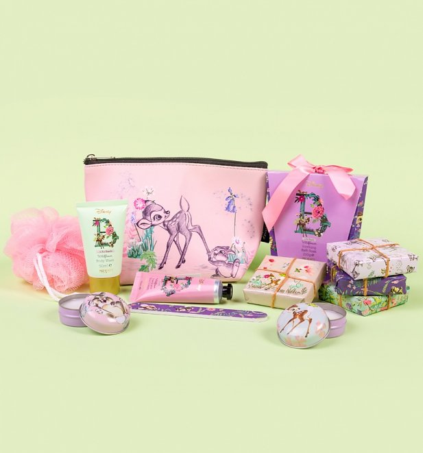 Bambi Disney Wildflower Hand Care Gift Set