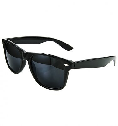 Black Way Farer Sunglasses
