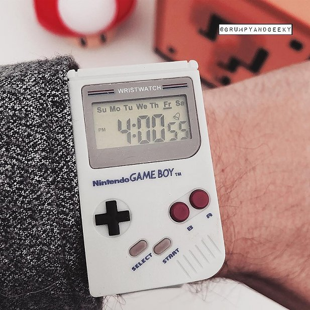 Nintendo Game Boy Digital Watch