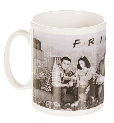 Friends Skyscraper Mug