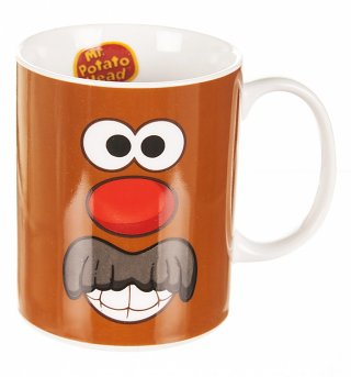 Boxed Mr Potato Head Mug