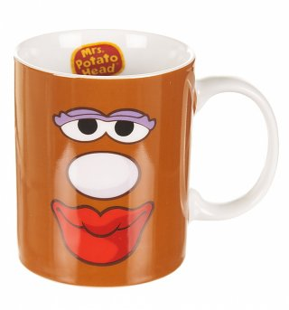 Boxed Mrs Potato Head Mug