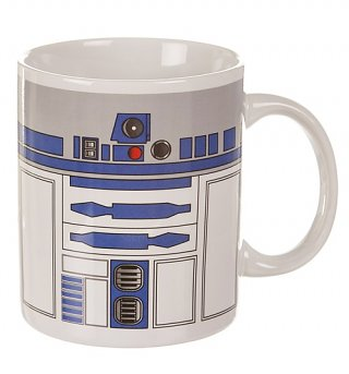 Boxed R2-D2 Star Wars Mug