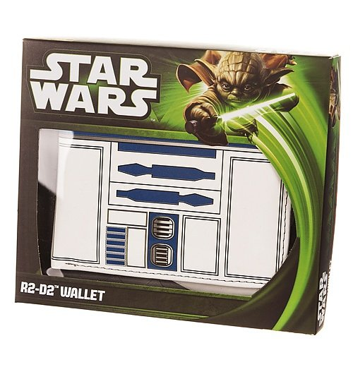Boxed R2-D2 Star Wars PU Wallet