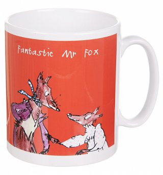 Roald Dahl Fantastic Mr Fox Mug