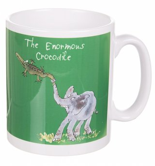 Roald Dahl The Enormous Crocodile Mug