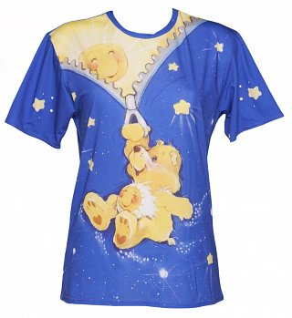 Unisex Care Bears All Over Print T-Shirt