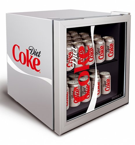 Diet Coke Mini Fridge From Husky Shopcoke Com