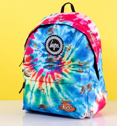Disney Finding Nemo Tie Dye Backpack from Hype