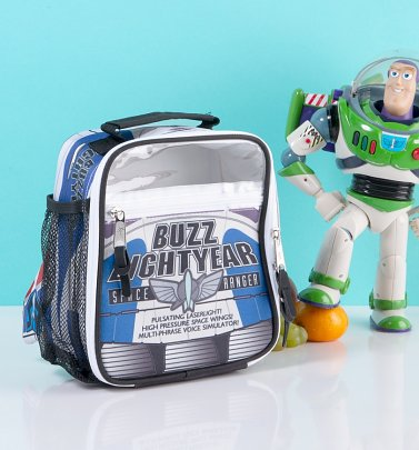 Disney Pixar Toy Story Buzz Lightyear Box Lunch Box from Hype
