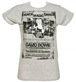 Women's Dance Magic Dance Labyrinth Poster T-Shirt
