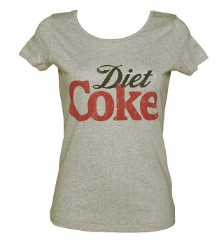 Women's Diet Coke Scoop Neck T-Shirt
