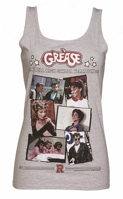 Women's Grease Rydell High Yearbook Tank Vest