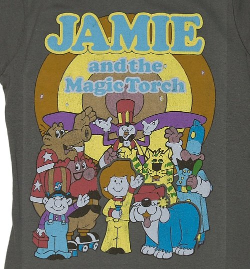 Women's Jamie And The Magic Torch T-Shirt