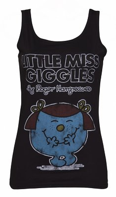 Women's Little Miss Giggles Vest