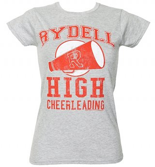 Women's Grease Rydell High Cheerleading T-Shirt