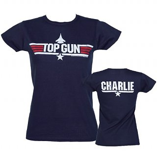 Women's Top Gun Charlie T-Shirt