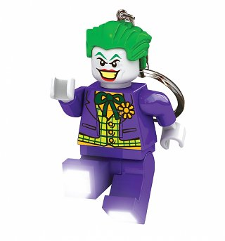 Lego Joker DC Superheroes Key Light