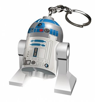 LEGO R2-D2 Star Wars Key Light