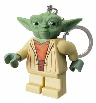 Lego Yoda Star Wars Key Light