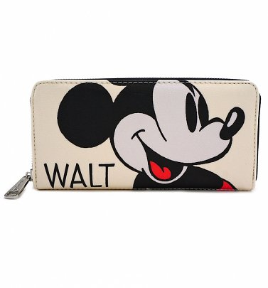 Loungefly Disney Mickey Classic Print Wallet
