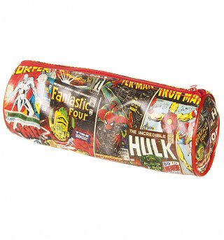 Marvel Comic Strip Pencil Case