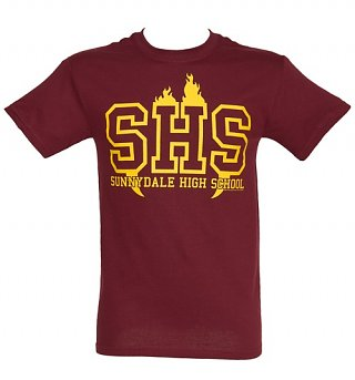 Men's Buffy Sunnydale High T-Shirt