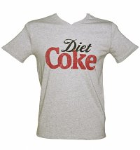 Men's Diet Coke V-Neck T-Shirt