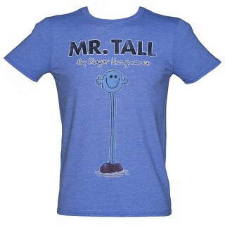 Men's Mr Tall Mr Men T-Shirt