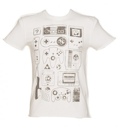 Men's Old School Gamer T-Shirt