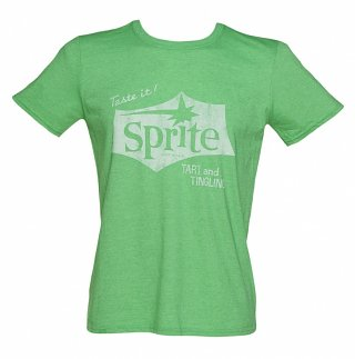 Men's Sprite Retro Logo T-Shirt