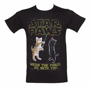Men's Star Paws Parody T-Shirt