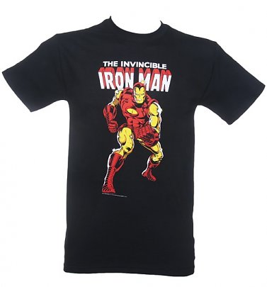 Men's The Invincible Iron Man T-Shirt