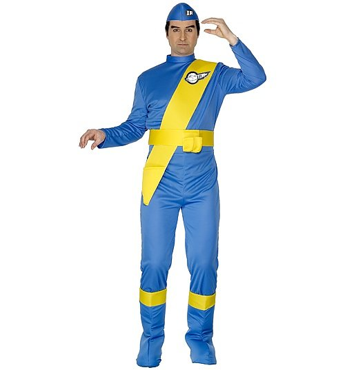 Thunderbirds Costume