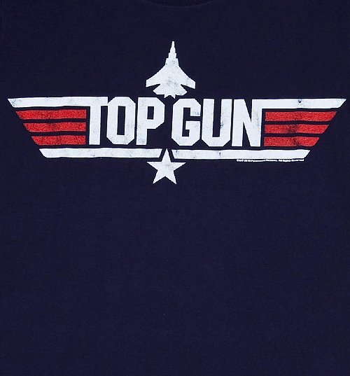 Men's Top Gun Cougar T-Shirt