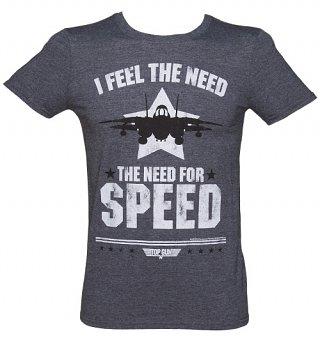 Men's Top Gun Need For Speed T-Shirt