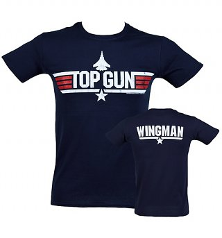 Men's Top Gun Wingman T-Shirt