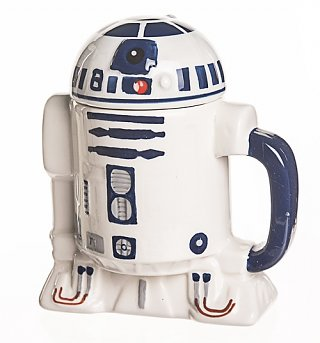 Star Wars R2-D2 Mug With Lid
