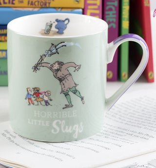 Roald Dahl Matilda Boxed China Mug