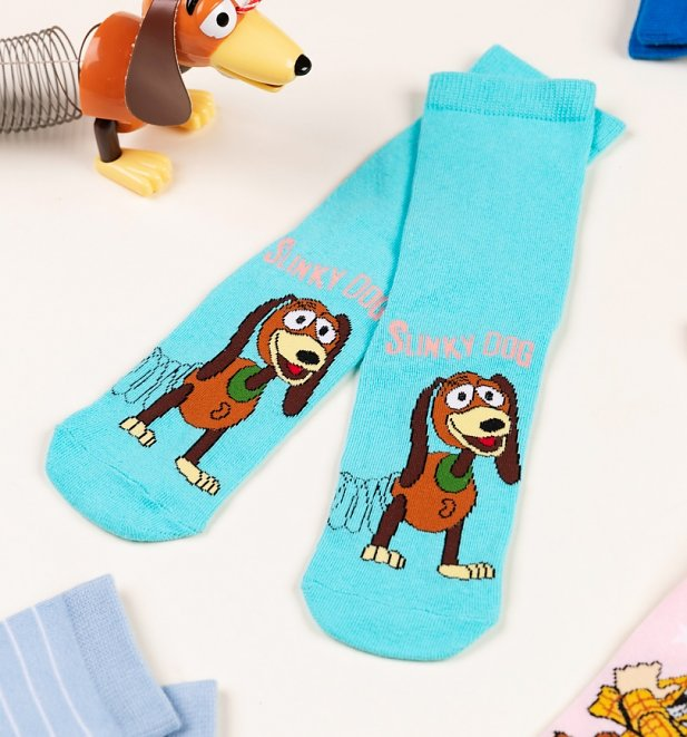 5pk Toy Story Socks
