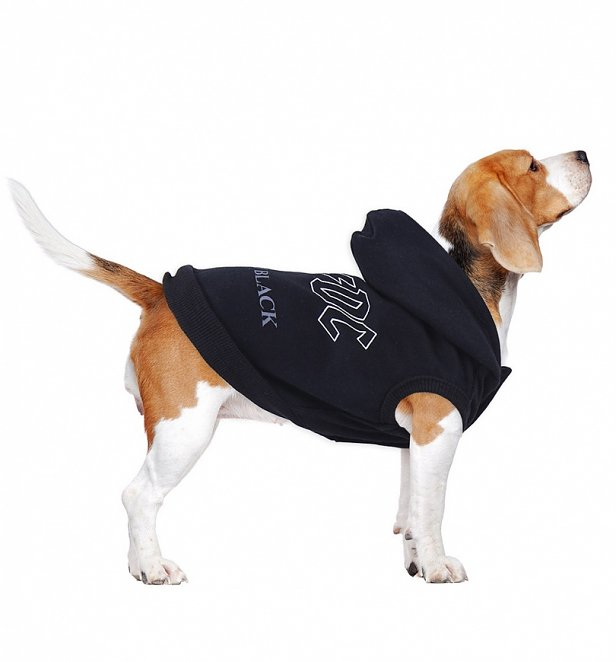 AC/DC Hoodie for Dogs