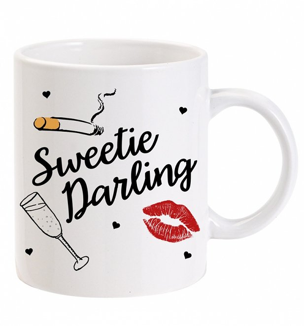 Ab Fab Sweetie Darling Mug