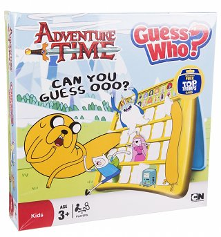 Adventure Time Guess Who Game Set