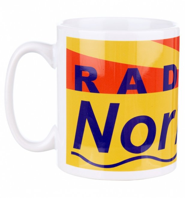 Alan Partridge Radio Norwich Mug