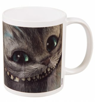 Alice Through The Looking Glass Cheshire Cat Mug