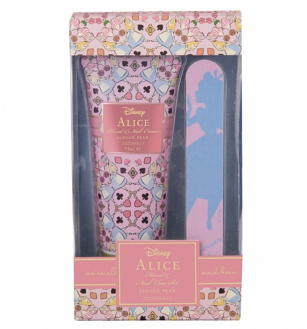 Alice in Wonderland Disney Manicure Set