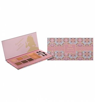 Alice in Wonderland Late for an Important Date Disney Make Up Palette