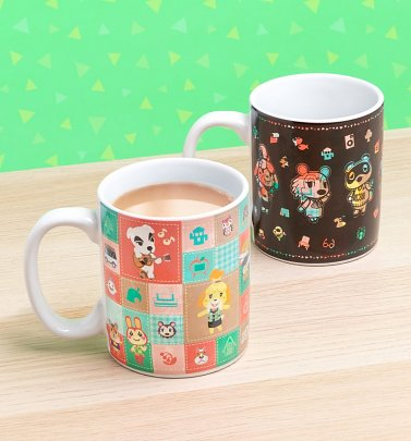 Animal Crossing Heat Change Mug