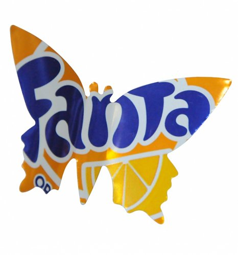 Artisan Fanta Large Butterfly Magnet from Sarah Turner